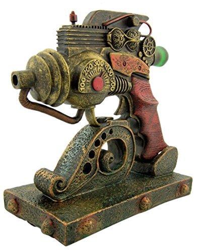 steampunk pistol resin - 7