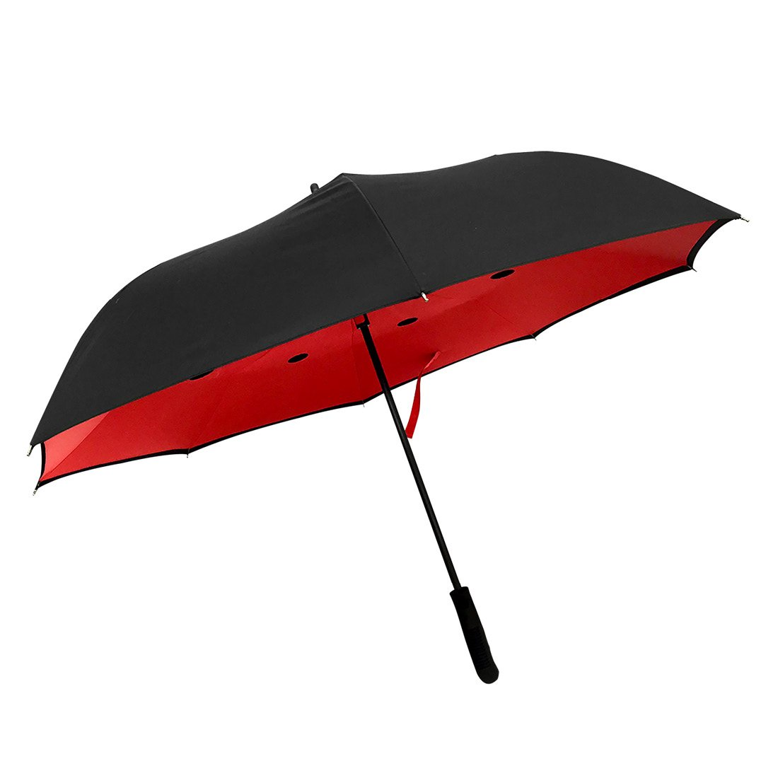 BetterBrella Reverse Opening Umbrella (Black) (As Seen on High Street TV)