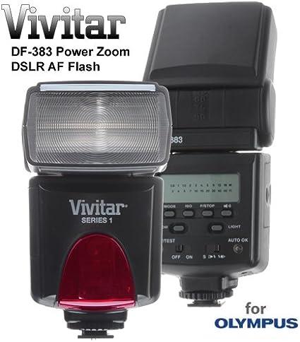 Vivitar Blitzgerät Für Olympus Slr Kamera