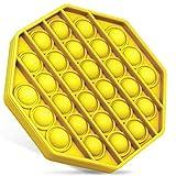Push Bubbles Pop Fidget Sensory Toy,a Loud Side and