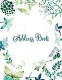 Address Book: Alphabetical Organizer Journal Notebook. Keep all your address information together