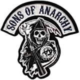 Sons Of Anarchy Logo Sticker