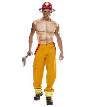 Sexy traje de bombero: Amazon.es: Juguetes y juegos
