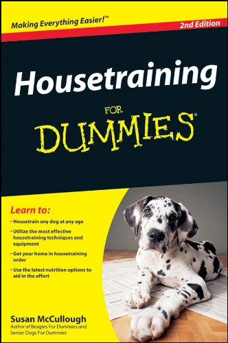 (Housetraining For Dummies)