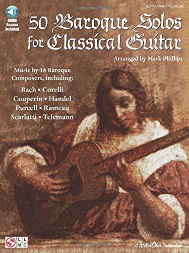 50 Baroque Solos for Classical Guitar pdf epub