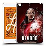 Official Star Trek Uhura Characters Beyond XIII Hard Back Case Compatible for iPad Mini (2019)
