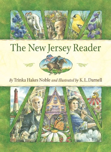 The New Jersey Reader (State/Country Readers) by Sleeping Bear Press