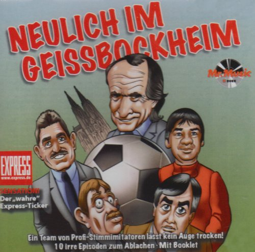 Neulich im Geissbockheim: Die Comedy CD
