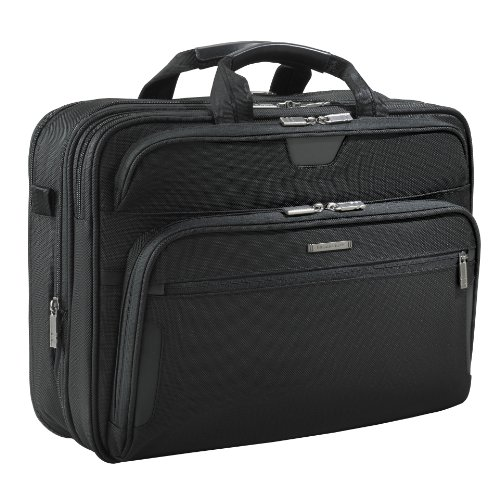 Tag Riley Luggage Briggs & (Briggs & Riley @ Work Luggage Large Expandable Brief, Black)