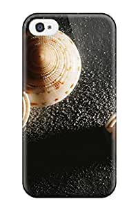 Forever Collectibles Snail Shells Hard Snap-on Iphone 4/4s Case