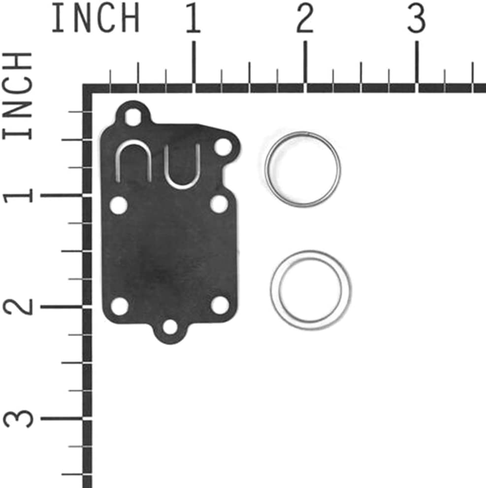 BIlinli 1Set Carburetor Fit For Briggs /& Stratton 270026 5021 Carburetor Pump Diaphragm Gaskets Kit Garden Tool Parts