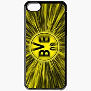 Personalized iPhone 5C Cell phone Case/Cover Skin 2013 spectacular borussia dortmund Black