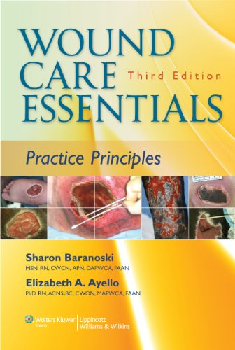 Wound Care Essentials: Practice Principles (Baraonski, Wound Care - Wound Certification
