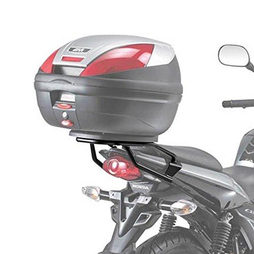 Rack de transport arrière Givi SR157 pour moto Honda CBF 125 modèle 2009 à 2014 0096647497341