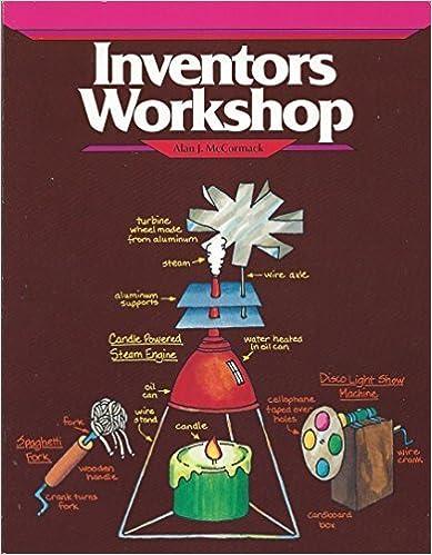 Book Inventors Workshop (Crafts Workshop Series) by Alan McCormack (1981-12-01)