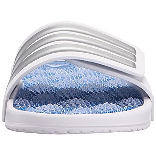 d99317052 well-wreapped adidas Performance Women s Adissage 2.0 Stripes W Athletic  Sandal