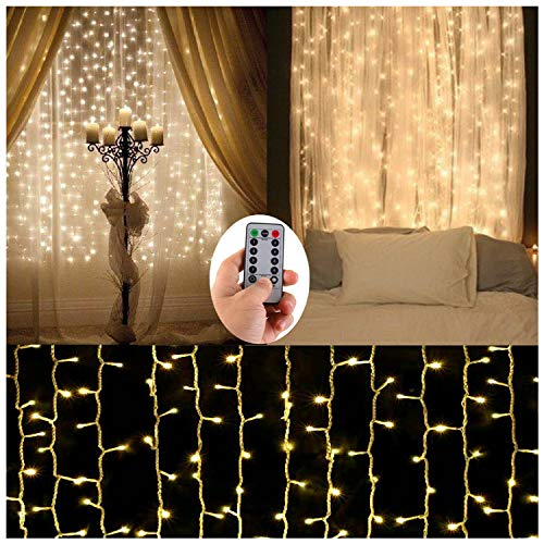 Led Icicle Fairy Lights in US - 8