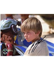 Jake Lloyd Signed / Autographed Anakin skywalker Star Wars 8x10 glossy Photo. Includes FANEXPO Certificate of Authenticity and Proof. Entertainment, Autograph Original. Young Darth Vader