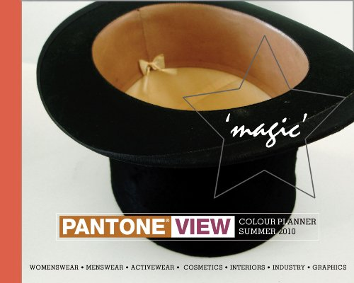 Pantoneview Colour Planner Spring/Summer 2010