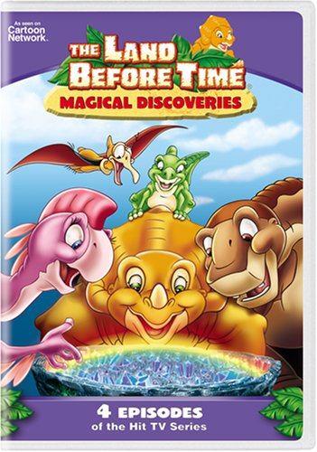 The Land Before Time - Magical Discoveries (Set Land Dvd Before Time)