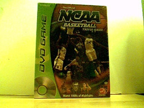 The Official NCAA Basketball Trivia Game - DVD Game (2006) by Snap Tv