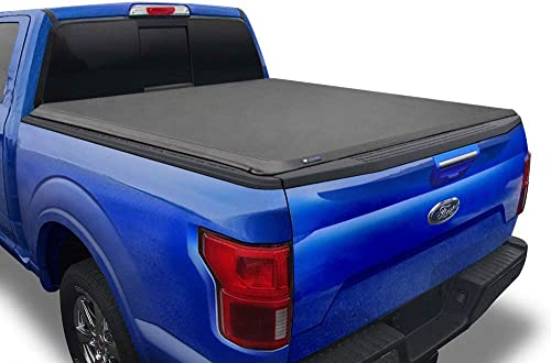 Tyger Auto T1 Soft Roll Up Truck Bed Tonneau Cover TG-BC1F9029