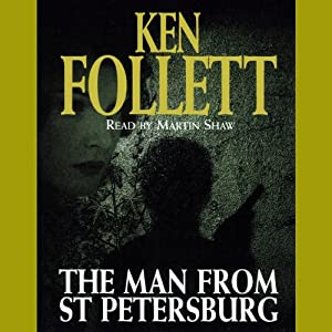 The Man from St. Petersburg Audiobook