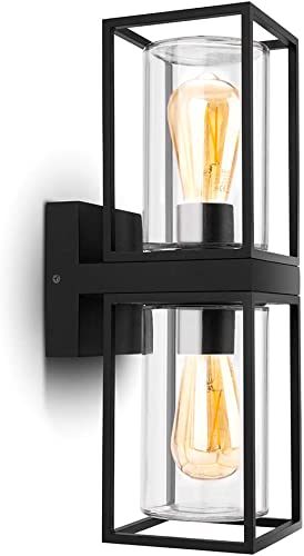 LUTEC Flair 5288804012 UP and Down LED Wall Sconce
