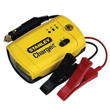 Stanley BC209E Cargador y mantenedor de baterías 6-12 v