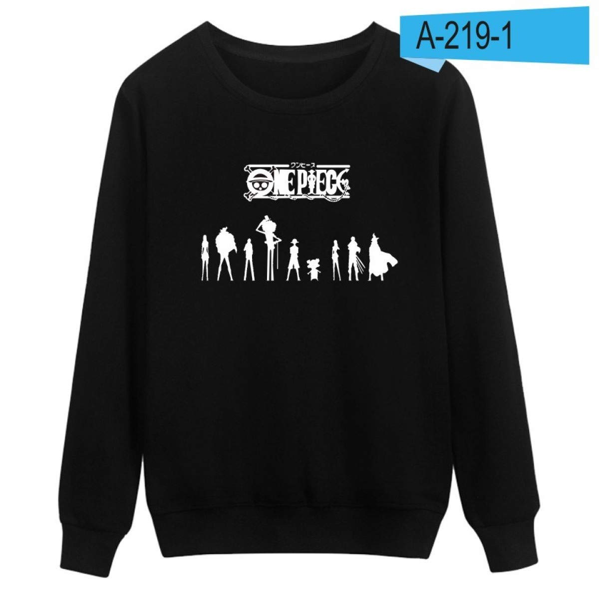 Amazon.com: FLAMINGO_STORE One Piece Sweatshirt Men Hoodie Japan Anime Hoodies Boys Cartoon Luffy Clothes: Clothing