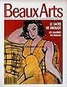 BEAUX ARTS MAGAZINE [No 51] du 01/11/1987 - LE SACRE DE DROUOT LES GALERIES DU MARAIS par Beaux Arts Magazine