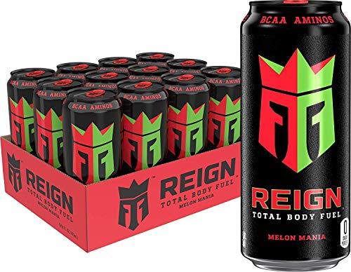 REIGN Total Body Fuel 12 x 500ml Melon Mania