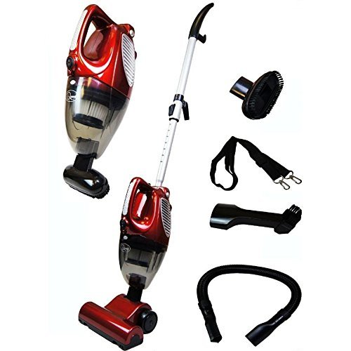 Quest 2 in 1 Hand Held Upright Bagless Compact Light weight Vacuum Cleaner Hoover 800W
