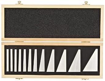Fowler 53-666-000 Angle Block Set, 12 Piece
