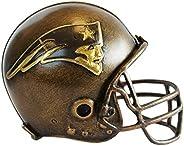 Wild Sports TWHN-NFL118 NFL New England Patriots Desktop Helmet Statue