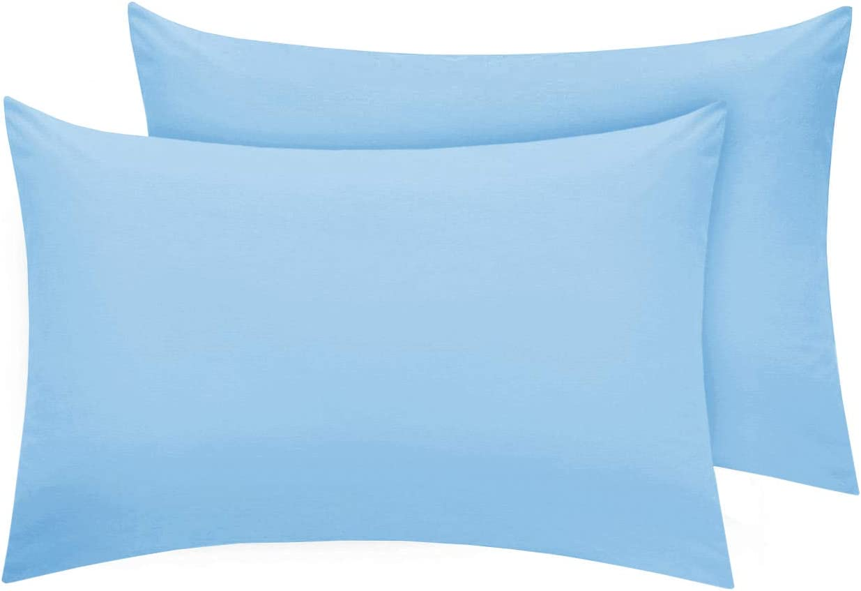 Softouch SKY BLUE HOUSE WIFE PILLOW