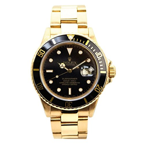 al Submariner 40MM 18KG Date 16808- Pre-Owned ()