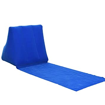 Outdoor Tragbare Strandstuhl Camping Stuhl outdoor Strandmatte mit kissen
