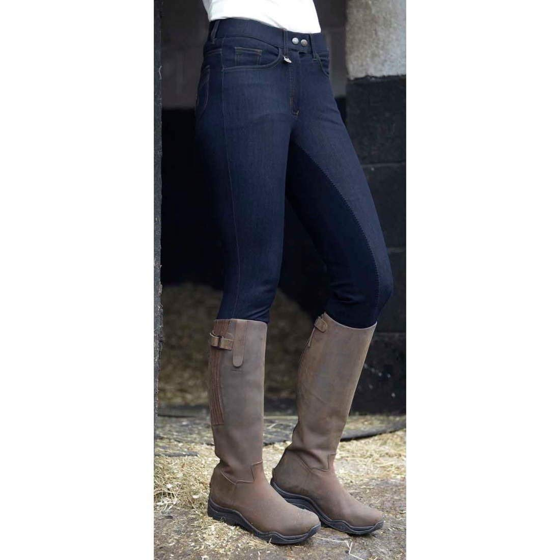 Dark Grey NEW Toggi Derby Jodhpur Black Super Stretch Colours: Beige Sizes: 24-34.
