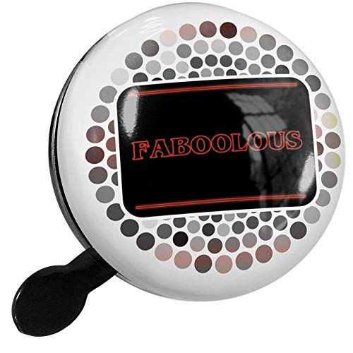 NEONBLOND Bike Bell Faboolous Halloween Strange and Spooky Scooter or Bicycle Horn -