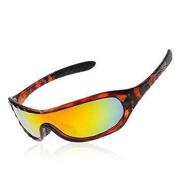 Gafas protectoras para el aire libre, gafas de equitación, gafas de deporte, pesca