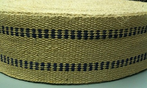 9 Lb Roll Jute Webbing (72 Yds) by CC