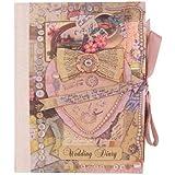 Vintage Wedding Planner Book (Diary/Journal/Organiser) Engagement gift