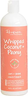 product image for Renpure Plant-Based Beauty Whipped Coconut & Peony Curl + Shine Conditioner, 16 Fluid Ounce