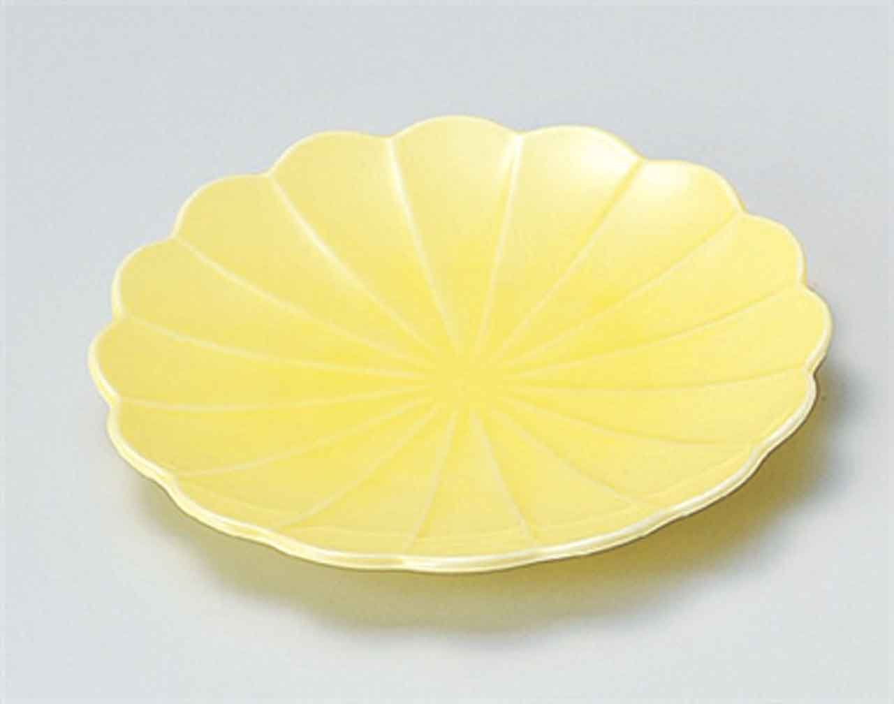 Kotohana Fukujusou 11.5cm Satz von 5 Mittlerer Tellers porcelain Japanisch traditionell