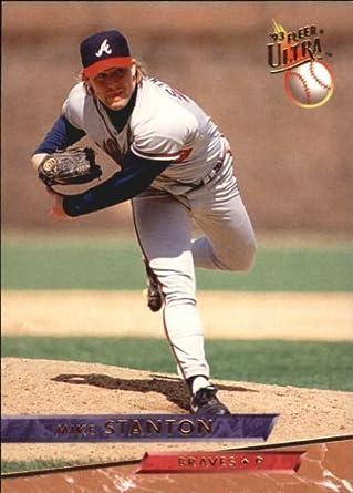 Amazoncom 1993 Ultra Baseball Card 13 Mike Stanton Mint