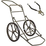 Kill Shot 500 lb Capacity Game Cart with Tow Bar