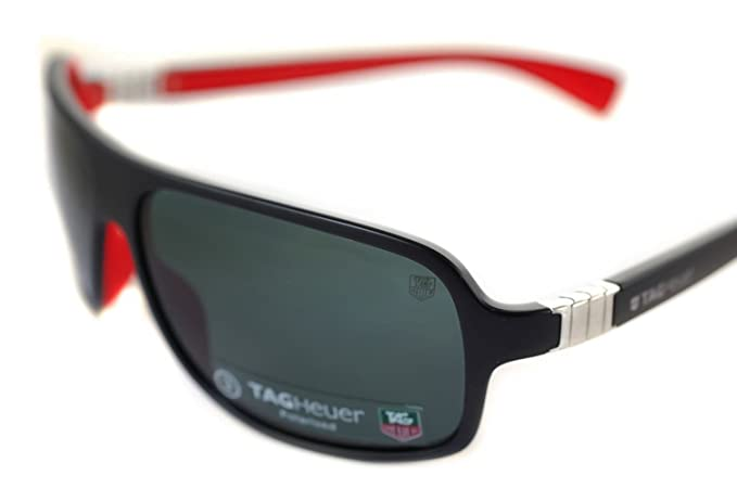 Tag Heuer LEGEND POLARIZED TH.9304 102 - Gafas de sol de aviador de plástico