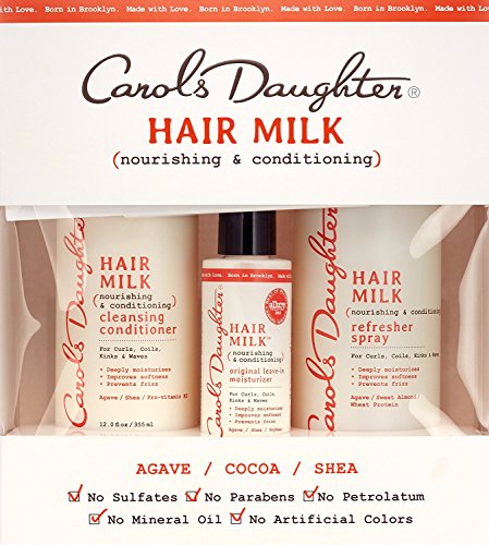 Carols Daughter Hair Milk Gift Set (List Hair Products)