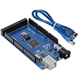 Robodo Mega 2560 with USB cable for Arduino